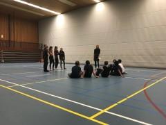 Sporthal-training