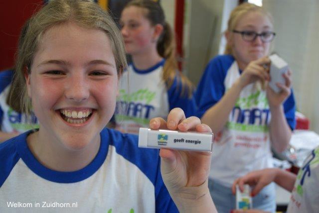 Pretty Smart POWER Girls vol energie naar Detroit