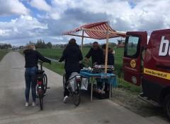 Broodje voor fietsers
