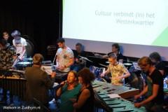 Cultuurmanifest-procussion