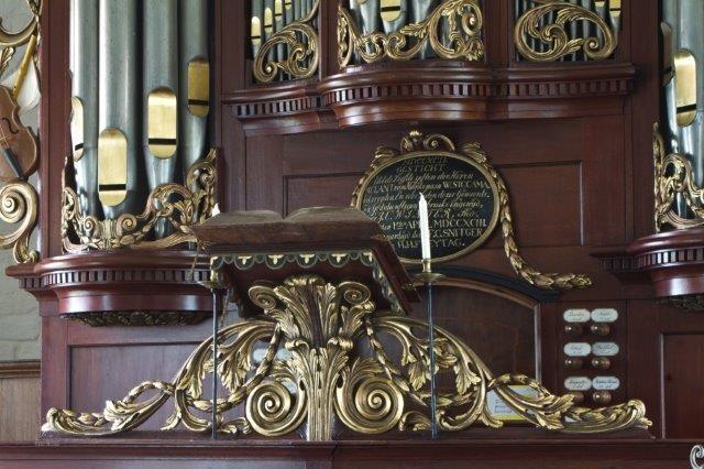 Orgelbespelingen in de Dorpskerk van Zuidhorn