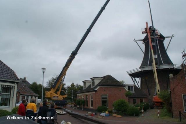 Wieken op de molen (2)