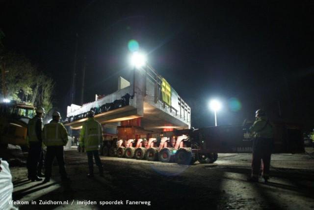 Inrijden spoorbrug (4)