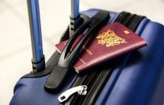 Paspoort vakantie