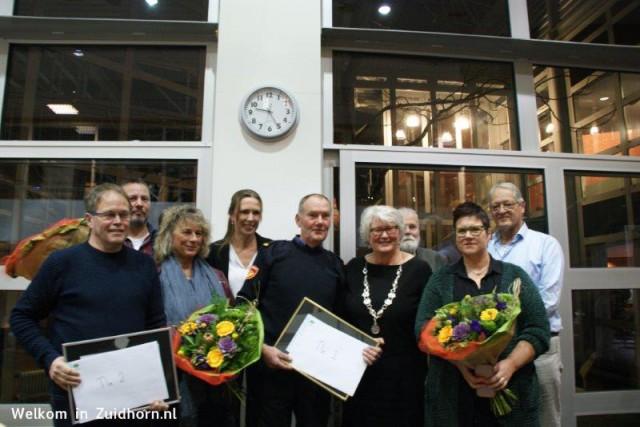 ZorgSaam Oldehove wint Leefbaarheidsprijs Zuidhorn 2018