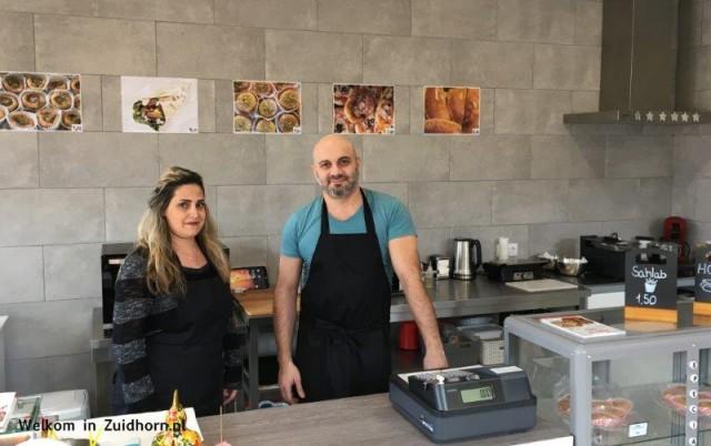 Delicatessen uit Syrië in Zuidhorn