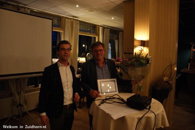 Bestuurswissel Ondernemersvereniging Zuidhorn