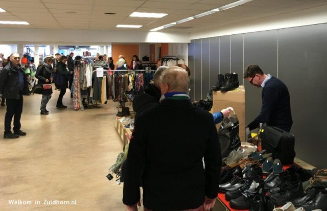 Weekend Outlet in Zuidhorn
