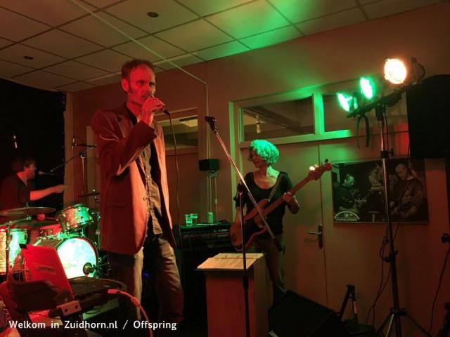 Offspring Zuidhorn: volle bak in Balk