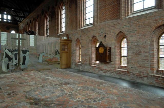 Kloostermuseum Aduard locatie voor Plus Magazine