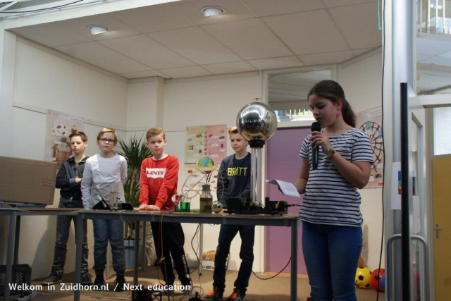 De Windroos naar Kinderuniversiteit met Peter Kuipers Munneke