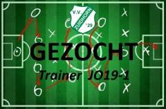 Gezocht-trainer
