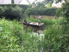 Waternavel inspectie