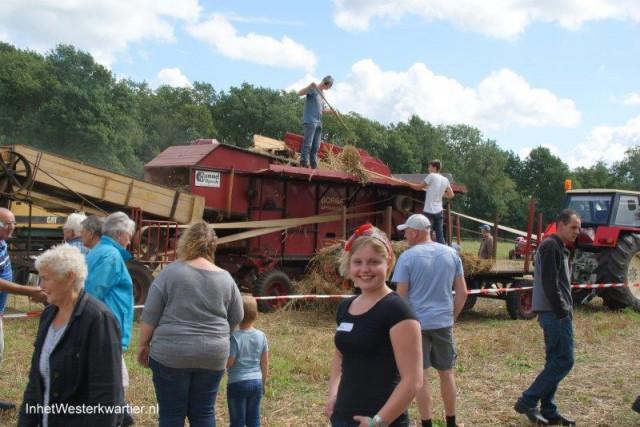 Nostalgische boerendag