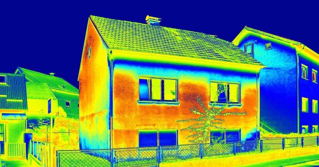 Warmtebeeld-huis