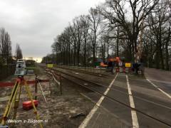 Werk spoorovergang (3)