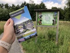 Fietskaart toerisme