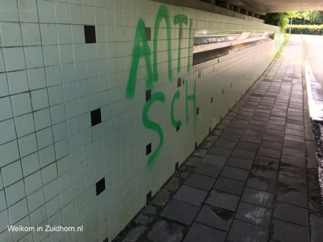 Grafitti Westergast spoor (2)
