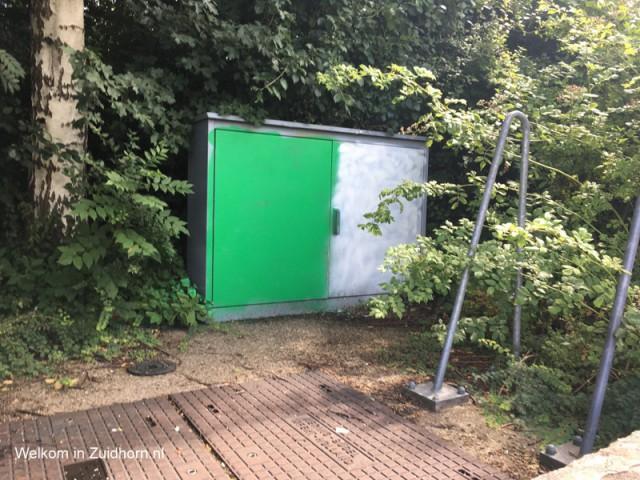 Grafitti Westergast spoor (3)