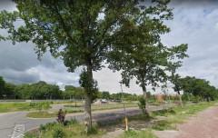 Parkeerterrein gemeentehuis google streetvieuw