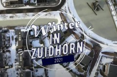 Winter in zuidhorn 2021