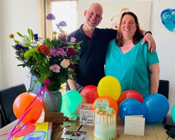 Thijs en Mandy Veenstra stellen kinderen al 10 jaar centraal