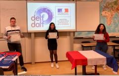 Delf diploma