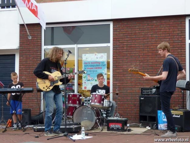 Wisselband treedt weer op in Zuidhorn