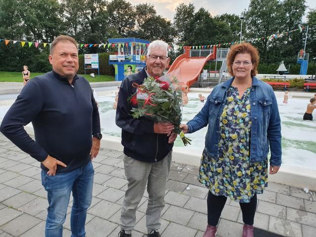 Pluim van de PvdA voor Aebe de Jong