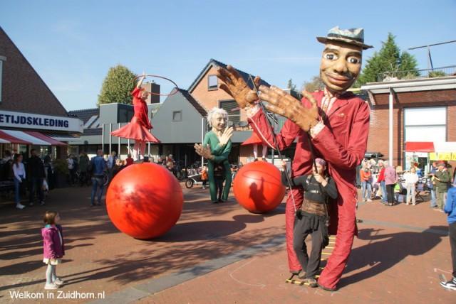 Kom in Zuidhornfeest 2021: alles zat er in!