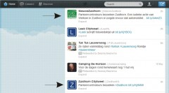 Pers 2012 parkeer twitter