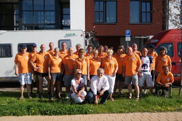 Roparun2012vertrek (12)