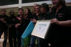 2013 nieuwjaarsreceptiezuidhorn Grijpskerk gezellig winnaars 2012