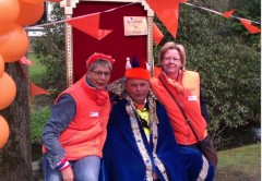 Oranjemarktvoorzitter