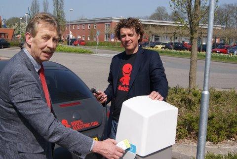 Elektriciteit Tanken In Zuidhorn Nieuws Welkom In Zuidhorn