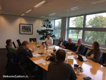 Persbijeenkomst Zuidhorn w.v.t.t.k. november 2017