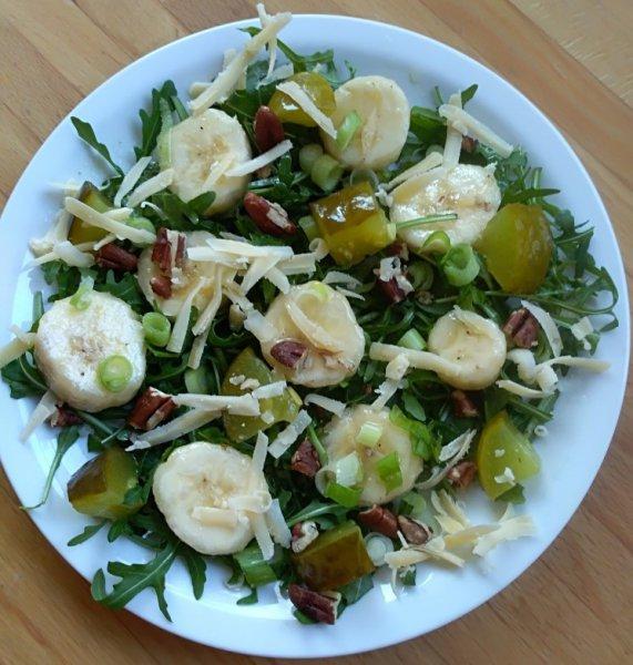 Banaansalade